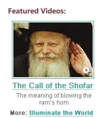 Video: Call of the Shofar
