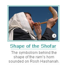 Video: Shape of the Shofar