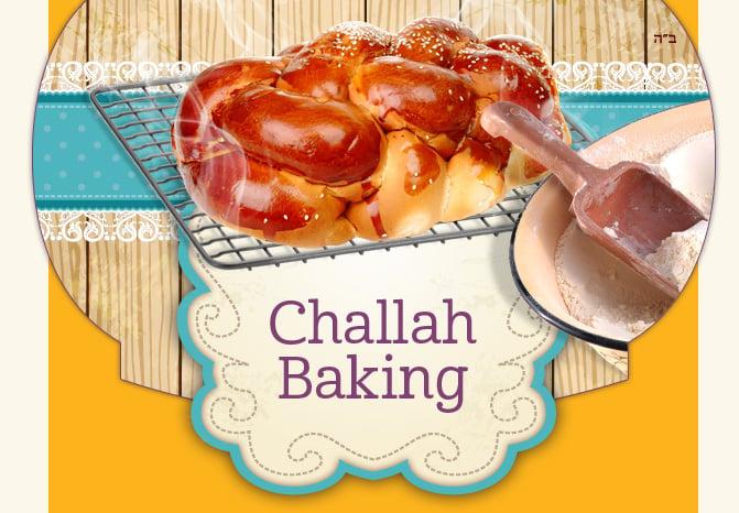 Image result for chabad challah bake